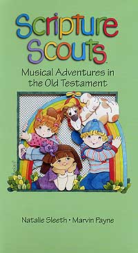 Scripture Scouts: Old Testament
